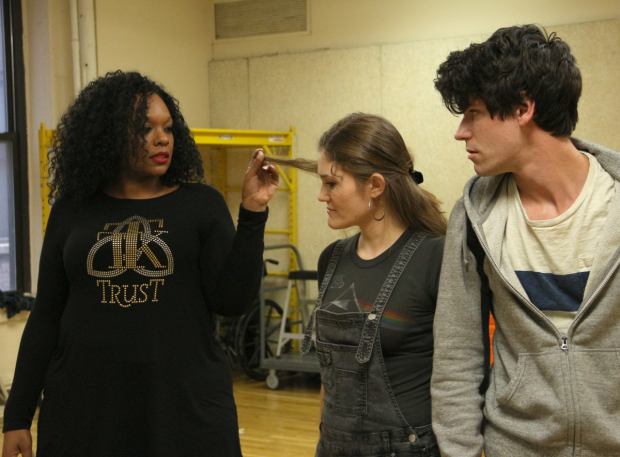 File:Carrie-compere-kristin-stokes-and-chris-mccarrell-rehearse-121901.jpg
