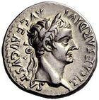 Tiberian denarius