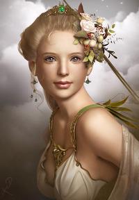 File:Demeter, goddess of harvest and agriculture.jpg