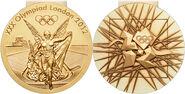 London 2012 Gold
