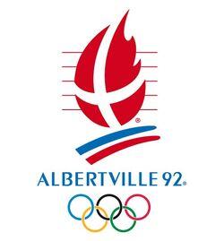 1992 albertvillie logo