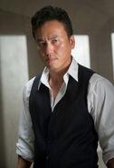 OHF- Steve Kim on-set in Rick Yune's costume