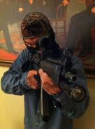 OHF- Steve Kim as Korean Commando inside White House role 2