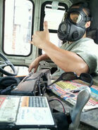 OHF- Steve Kim as Korean garbage truck occupant 2