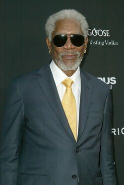 OHF premiere Morgan Freeman