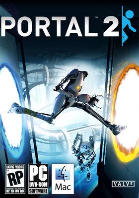 Portal 2 PC Cover
