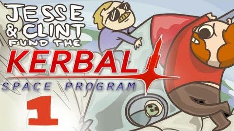 Kerbal Space Program Part 1 To Boldly Go..