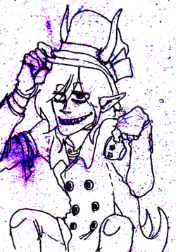 Mad as a hatter0.2