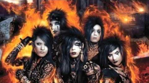 Youth And Whisky-Black Veil Brides