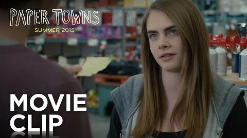 """Paper Towns """"Still Weird"""" Clip HD 20th Century FOX"""