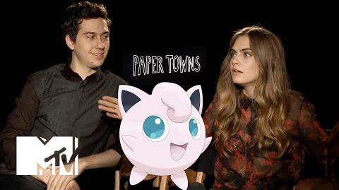 Which Pokémon Is The 'Paper Towns' Casts' Spirit Animal? MTV News