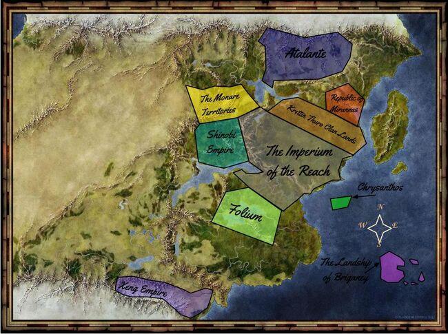 Erudite Map