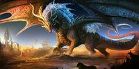 Protogenoi Dragon