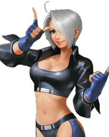 King of fighters 98 um ol angel by hes6789-dac1stt