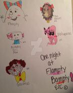 One night at flampty s bampty by chickie456-d8r1edj