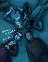 Bluebird Angryartist113