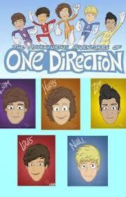 1d cartoons 2