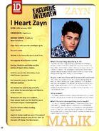 Zayn's Interview