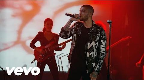 ZAYN - LIKE I WOULD (Live on the Honda Stage at the iHeartRadio Theater NY)