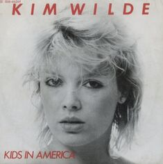 Kid in America cover