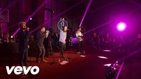 One Direction - FourFiveSeconds (Rihanna and Kanye West and Paul McCartney cover in the Live Lounge)-0
