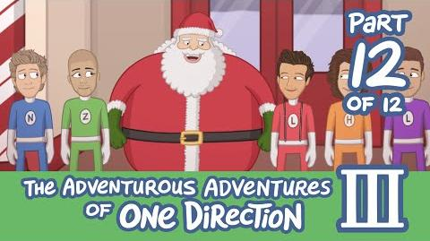 The Adventurous Adventures of One Direction 3 Part 12
