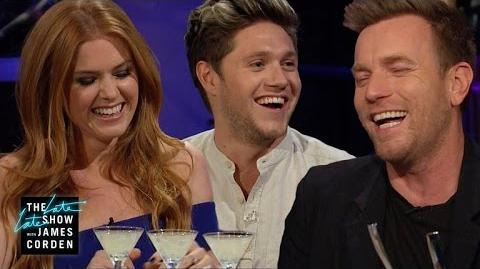 Spill Your Guts or Fill Your Guts w Niall Horan, Ewan McGregor & Isla Fisher