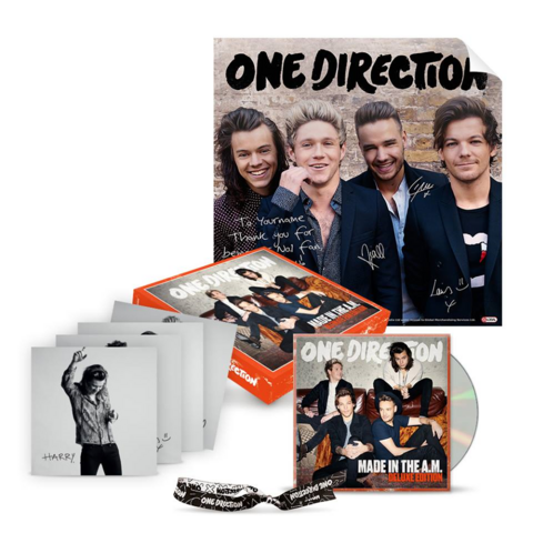 File:Made in the AM Album items!.png