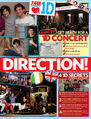 Tiger Beat April 2012 day with 1D 2