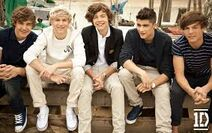 One Direction members 5