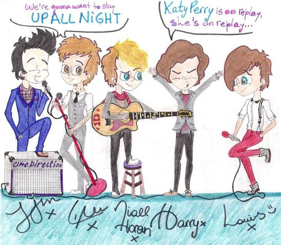 File:One direction up all night!.jpg