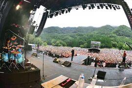 ONE OK ROCK Fuji Rock Fest 2015