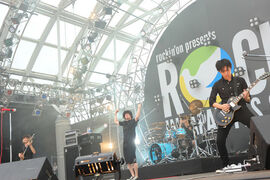 ONE OK ROCK at ROCK IN JAPAN FEST 2011 04