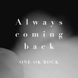Always coming back single cover