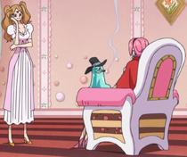 Pudding Captures Reiju
