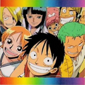 One Piece Rainbow! Official Animation Guide Book Intro Image.png