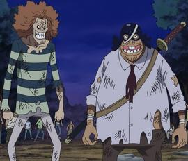 Братья Риски в аниме