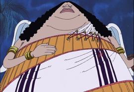 Yama en el anime
