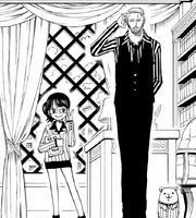 Iceburg's Ten-Year-Old Secretary