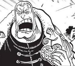 Diez Barrels manga
