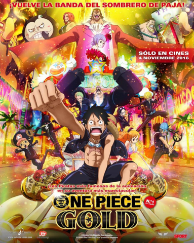 File:One Piece Film Gold ES Poster.png