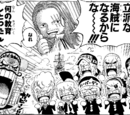 Mugiwara Theatre - Red-Hair of Class 3 - Sea Time