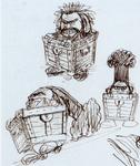 Gaimon Concept Art