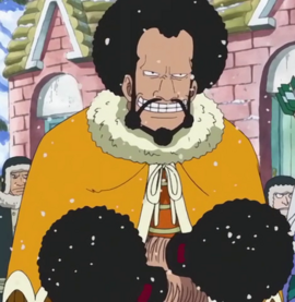 Kuromarimo en el anime