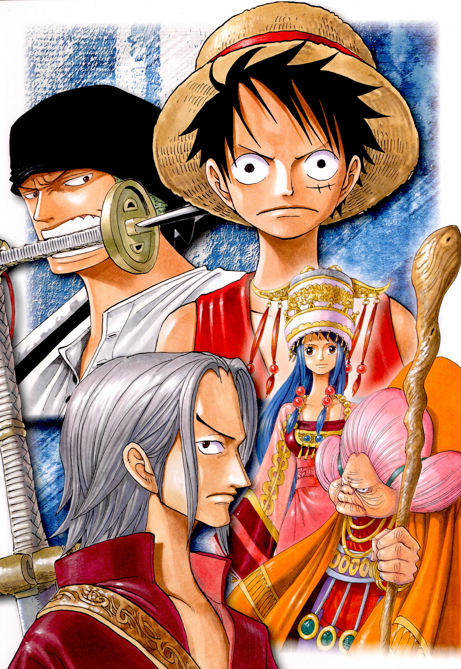 Image - Movie 5 Colorspread.png | One Piece Wiki | FANDOM powered by Wikia