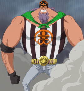 Jesus Burgess Anime Post Timeskip Infobox