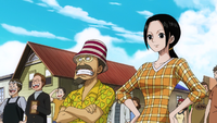 Makino and Woop Slap at Luffy's Departure.png