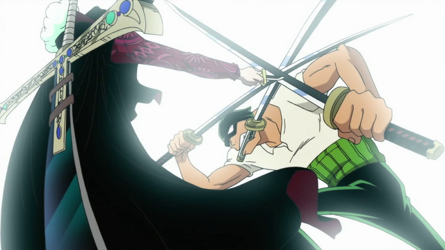 File:Zoro Fights Mihawk.png