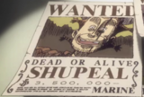 Spiel's Wanted Poster