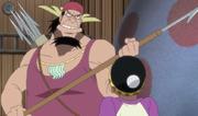 Crocus as a Roger Pirate
